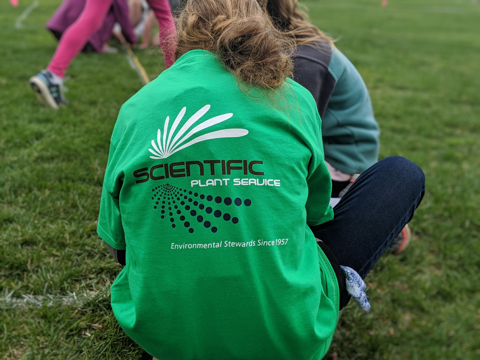 Scientific Plant Service is proud to be a sponsor and volunteer at the Field Trip event at Westminster National Golf Club.